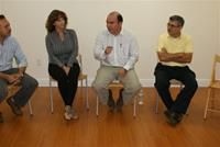 Click to view album: 2010-10-22 Jose Ramon Sanchez, Visita a Miami Florida
