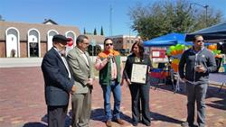 Click to view album: 1st FESTIVAL STATES HISPANIC BUSINESS COMMUNITY