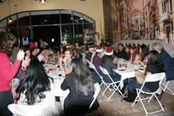 Click to view album: 2011-12-17 Holiday Dinner